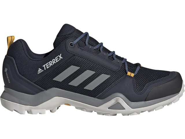 331228887 adidas TERREX AX3 GTX Shoes Men legend ink/grey three/active gold at ...